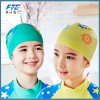 Children Silicone Flexible Waterproof Ear Protection Swim Cap