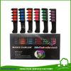 New Listing 6PCS/Set Mini Disposable Personal Salon Use Hair Dye Comb Professional Crayons