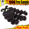 Indian Human Hair Virgin Remy Hair Wave Hair Weaving