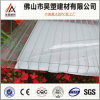 Two-Wall Polycarbonate Hollow Sheet with UV-Coating