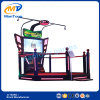 Interactive Shooting Game Machine Virtual Reality Game Machine