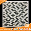 Glass Mosaic and Mother of Pearl Shell Mosaic Tile for Bathroom Wall (M853004)