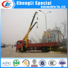 Dongfeng 4X2 Truck Mounted Crane Boom Truck