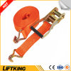 Cargo Lashing/Ratchet Tie Down with Ce Certificate