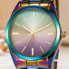 Custom Logo Women Quartz Watch Fashion Wrist Watches for Ladies (WY-17003D)