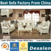 High Quality Europe Style Upholstery Combination Leather Sofa (159)