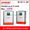on-Grid Solar Power Inverter Built-in MPPT Solar Charge Controller