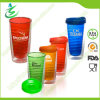 16 Oz BPA-Free Plastic Straw Water Cup, Tumbler (TB-A3)