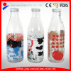 Wholesale Fruit Juice Milk Drinking Glass Bottle 1000ml with Screw Lid