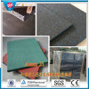 Recycled Rubber Tile, Colorful Outdoor Rubber Tile, Interlocking Flooring Tiles