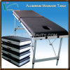 2 Sections Aluminum Massage Table SPA Use (EB-L06)
