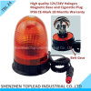 2018 Hot Sale LED 12V /24V Ce E Halogen Rotating Warning Light