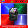 9*8W RGBW DMX LED Wash Moving Head