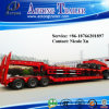 3 Axles 50-80 Tons Lowbed Semi Truck Trailer (LAT9405TDP)