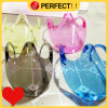 Semi, Transparent Protective Mask Anti-Fog Environmental Safety Plastic Catering Smile Clear Nose Protective Transparent Mouth Face Shield 8 Colored