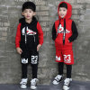 Cool Boys Hip-Hop Hoodies and Jogger Suits with Custom Logo