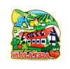 Custom 3D Fridge Magnet Promotional Tourism Souvenir