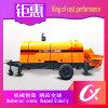 Coal Mine Trailer Concrete Beton Pump Machine