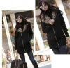 European Style Autumn Women Overpull Coat