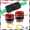 End Stop, HDPE Micro Duct End Stop Connector 7mm with Clips