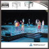 Transparent Acrylic Glass Stage Dance Stage for Event
