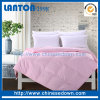 Wholesale Custom Embossed Covering Soft Double Face Silk Down Quilt