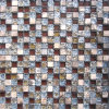 Stone Mix Cracked Crystal Glass Mosaic (HGM311)