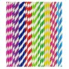 Party Disposable Biodegradable Drinking Paper Straws