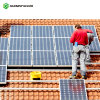 on Grid 12kw Smart Solar System 12000W Grid Tie Solar Panels Kit 12 Kw Solar Energy Systems for Home