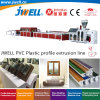 Jwell- PVC Plastic Profile Extrusion Recycling Agricultural Making Extrusion Machine for Decoration