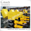 Plastic Raw Material Pelletizing Line Used Large Filtration Area Screen Changer