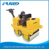 Double Drum Manual Road Roller, Hand Roller Compactor