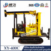 Gotechnical Drilling Rig for Coring Mounted on Crawler Skid Trailer