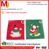 China Supplier Christmas Thanks Giving Drawstring Gift Bags for Promotional Christmas Decoration
