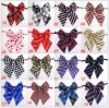 Custom Colorful Ribbon Bowknot with Safety Pin