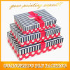 Striped Packaging Clothing Paper Gift Box Cardboard