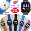 Waterproof Touch Screen Children GPS Tracker Watch with Take off Sensor D15