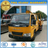 6 Wheels Crew Cab Jmc 2 Tons Foldable Arm Crane Mounted on Truck Price