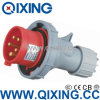 Weatherproof Three Phase Mobile Inlet for Industry (QX-300)
