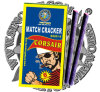 No. 1 Match Cracker 6 Bangs Fireworks