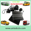 4 Camera CCTV Video Surveillance System for Automotives Vans Taxis Helicopter