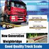 Electronic 80 Ton Portable Truck Scale Heavy Duty Weighbridge