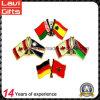 Promotional Enamel Flag Cross Lapel Pins
