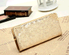 Rock Zipper Lady Wallet Embossed Hand Bag (BDMC145)