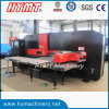T50-1250X2500 mechanical type turret punching machine for 6mm