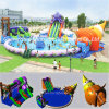 Customized Giant Inflatable Water Park for Outdoor Playground