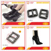 Zinc Alloy Shoe Buckles, Quality Metal Rolling Buckles
