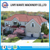 Easy Construction Building Material Stone Coated Metal Roman Roof Tile