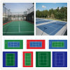 Itf Chinese Tennis Court Polyurethane Flooring