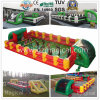 Outdoor Sport Games Amusement Playground Court Inflatable Human Foosball (MIC-823)